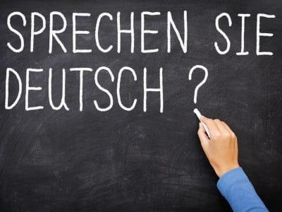 Estude o idioma alemão!