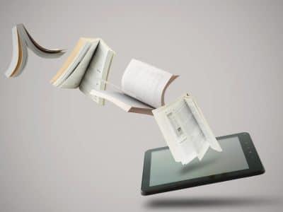 Livros, traduções e tecnologia