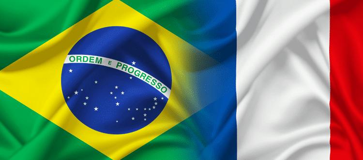 intercâmbio entre brasil e frança