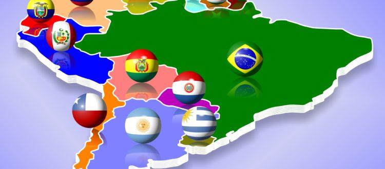 Idiomas da América do Sul - Por Korn Traduções
